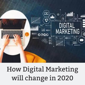 How Digital Marketing will change in 2020