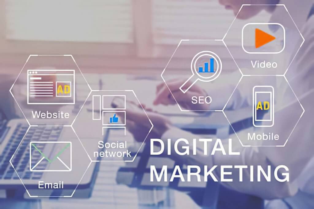 What is included in Digital Marketing Services
