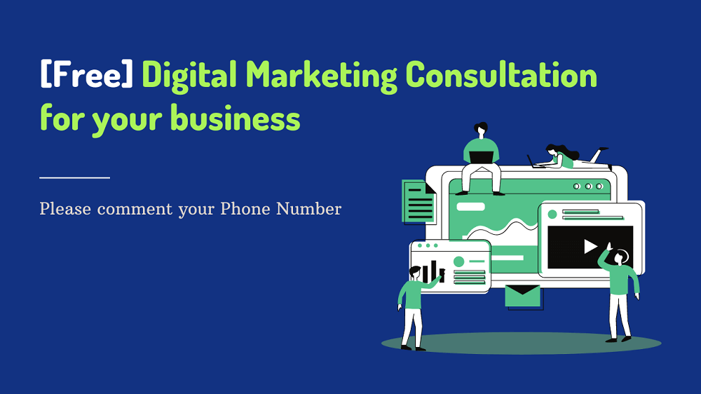 Free Digital Marketing Consulation