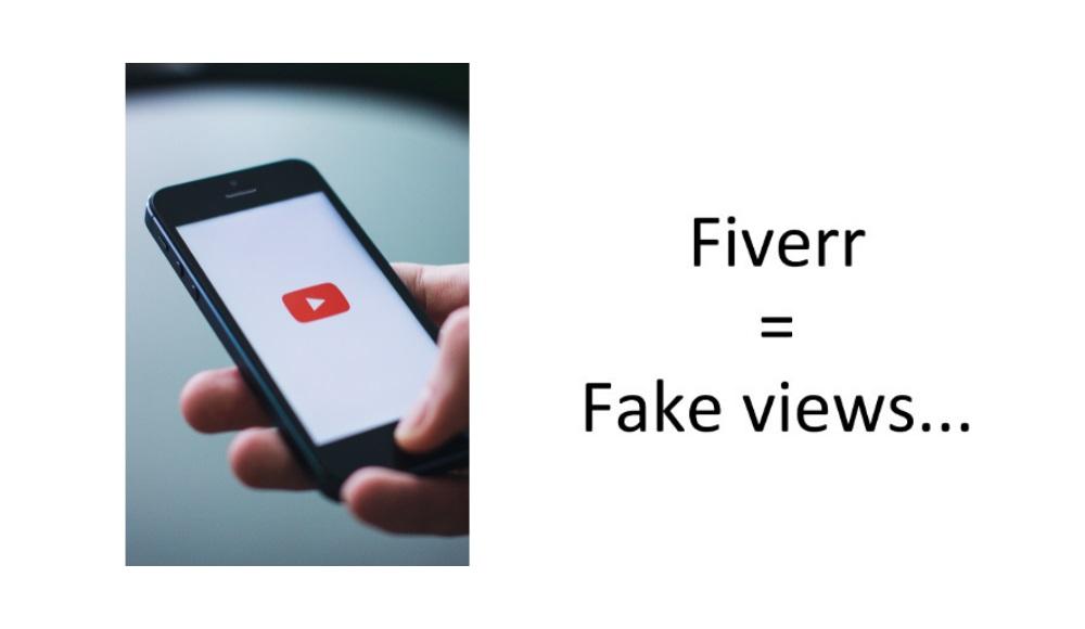 Buying Fake Views