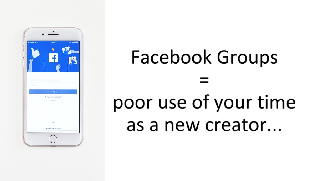 Promoting in Facebook groups